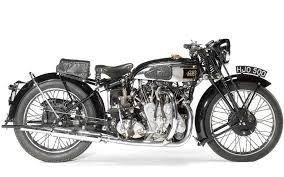 vincent hrd series a rapide smashes auction record mcn