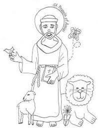 Best Of Saint Clare Of Assisi Coloring Pages Nichome