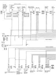300zx wiring harness diagram wiring diagrams 1984 Nissan 300ZX Wiring-Diagram at 1993 Nissan 300zx Wiring Diagram