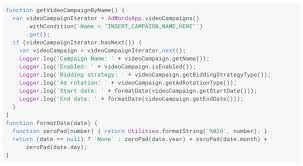 video scirpt adwords scripts available for youtube video campaigns ppc hero