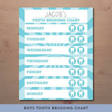 Simply download the chart in the free printable library and place it in a 5×7 frame to create a dry erase tooth brushing reminder. Tooth Brushing Chore Chart Tooth Brushing Printable Reward Etsy Tooth Brushing Chart Chore Chart Responsibility Chart