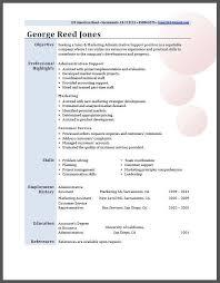 Effective Resume Samples Outathyme Impressive Effective Resume