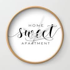 printable art home sweet apartment home