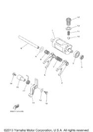 yamaha kodiak parts diagram yamaha image 2000 yamaha kodiak 2wd yfm400am oem parts babbitts yamaha on yamaha kodiak 400 parts diagram
