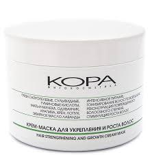 KORA <b>Крем</b>-<b>маска для укрепления и</b> роста волос 300 мл купить в ...