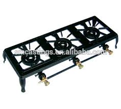Cheap Price Stove With Cast Iron 3 Burners Buy Built in 2 Burner
