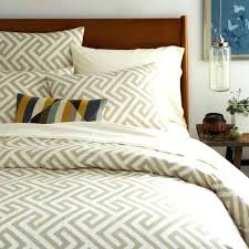 modern duvet covers in west elm remodel 0 com pertaining to plans 7 mid century cover mid century organic crosshatch jacquard