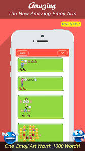 Emoji Art App Font Keyboard Free New Text Styles Emoji Art Font For Texting