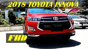 2018 toyota innova touring sport. interesting 2018 2018 all new toyota innova red version touring sport super beauty full  interior and exterior review throughout toyota innova touring sport n
