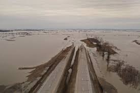 Missouri River Depth Chart Missouri River Floods Are Just Going To Keep On Happening