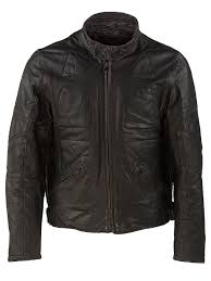 vintage leather coats for women
