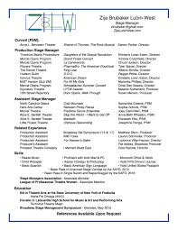 Production Manager Resume Cover Letter Cover Letter Production Manager Resume Samples Stage 47