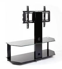 best of black glass tv stand with mount 4 photos bathgroundspath regarding excellent