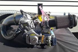 The Honda CR-125 engine by Swedetech TKART - News, tips, tech