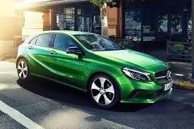 Mercedes Benz A Class Colours A Class Color Images