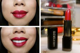 make up for ever mufe rouge artist intense lipstick in 46 by face made up