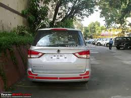 new car launches of 2014 in indiaSsangyong Rodius can seat 11 people spied in India