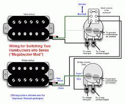 under bridge pickup wiring diagram solution of your wiring diagram wiring diagram 2h oop serial is this really serial humbuckers rh mylespaul com humbucker pickup wiring diagram dual humbucker wiring diagram