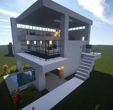 minecraft designs modern minecraft housesvilla