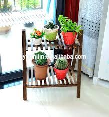 plant pot stand indoor indoor flower stand wooden flower pot stands wood tiered indoor plant stands