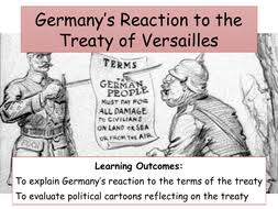 Image result for Treaty of Versailles.