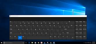 Screen Picture How To Use The On Screen Keyboard On Windows 7 8 And 10