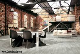 chic industrial furniture. Industrial Style Kitchen Decor And Furniture Top Secrets Chic
