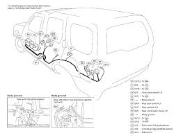 2004 nissan xterra catalytic converter diagram wiring library