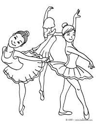 Dance Coloring Pages Famous Ballet Dance Move Coloring Page Just