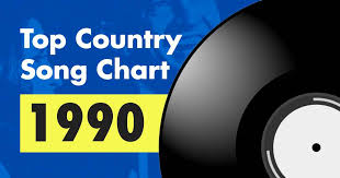 Top 100 Country Song Chart For 1990