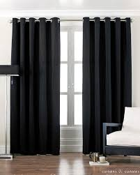 Nice Bedroom Curtains Black And White Bedroom Curtains