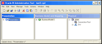 oracle bi administration tool installation obiee 11g client installation client interface obiee administration
