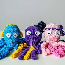 Octopus Crochet Pattern Custom You Can Crochet An Octopus Toy To Help Comfort Premature Babies