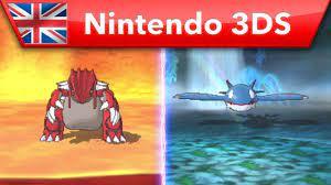 Pokémon Omega Ruby & Pokémon Alpha Sapphire - E3 2014 Trailer (Nintendo  3DS) - YouTube