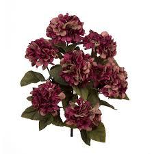 <b>Artificial Hydrangea Bush</b> | Wayfair