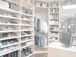 Having a specific spot for every pair of shoes, bag and shirt makes getting  dressed a breeze. A spiral shirt rack keeps button-downs and delicate tops  fresh ...