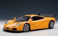 mclaren f1 lm. 76011 autoart 118 mclaren f1 lm edition historic orange mclaren lm