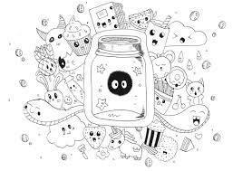 Small Picture Kawaii doodle rachel Doodling Doodle art Coloring pages for