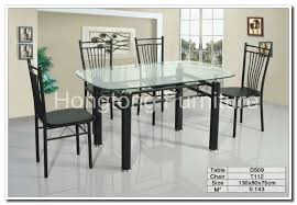 enchanting dining table with 4 chairs round glass dining table and 4 chairs round glass dining table