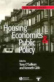 housing economics and public policy essays in honour of by tony o housing economics and public policy essays in honour of by tony o sullivan kenneth gibb