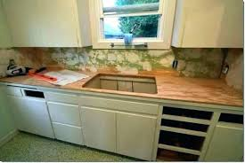 laminate countertop installation cost how much do