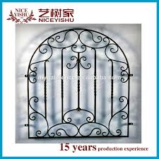 Modern Window Protector Design New 2016 Simple Modern Cheap Securtiy Arch Wrought Iron