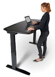 com stir kinetic desk adjule standing desk with wi fi bluetooth built in app and touchscreen compatible with fitbit black kitchen