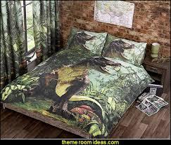 full size dinosaur bedding