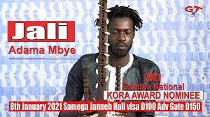 Gambian Talents Promotion - JALI ADAMA MBYE | Facebook