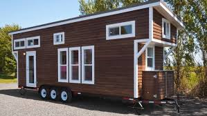 Small Picture Spacious steel framed tiny house is ready to hit the road