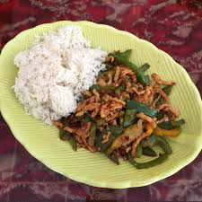 photo of szechuan garden morrisville nc united states lunch shredded pork with