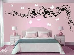 Small Picture Bedroom Wall Painting Ideas