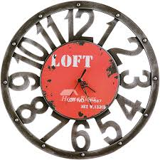 novelty wall clocks hanging round 15 7