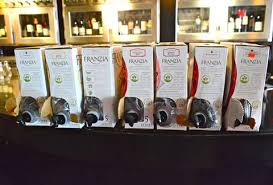 The 7 Best Franzia Boxed Wines Ranked By Sommeliers Thrillist